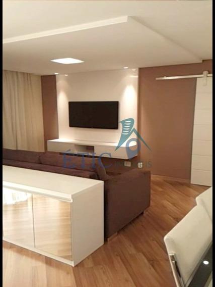 Apartamento Na Vila Prudente, Decorado, Lazer Completo, 50m2, Móveis Planejados - Ap00523 - 33628490