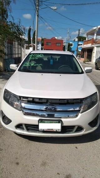 Ford Fusion Se V6 At 2010