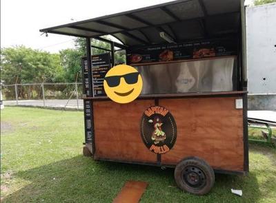 Food Truck En Venta Negociable