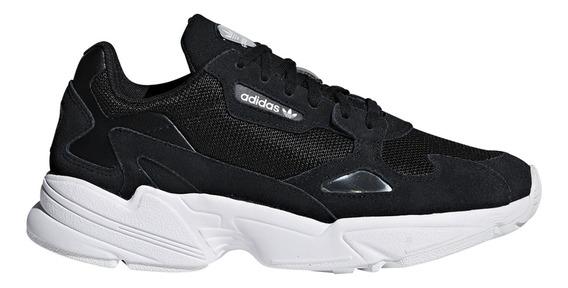 Zapatillas adidas Originals Moda Falcon W Mujer Ng/ng