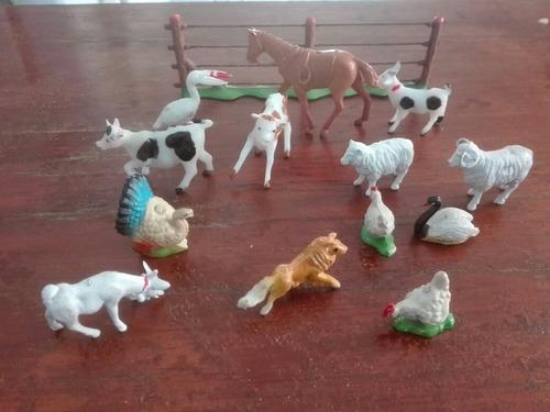 Animales De Granja Lote
