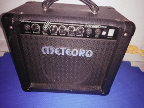 Cubo De Guitarra Canoa