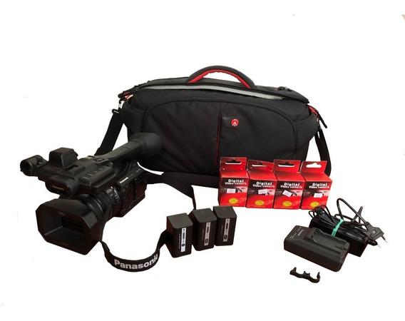 Câmera Panasonic Hc X1000 + Case E Baterias