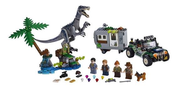 Lego Jurassic World - Caça Ao Tesouro