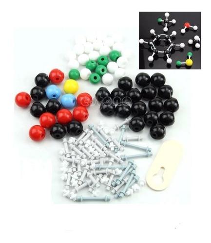 Química Orgánica Moleculares Moléculas Pedagogía 109 Piezas