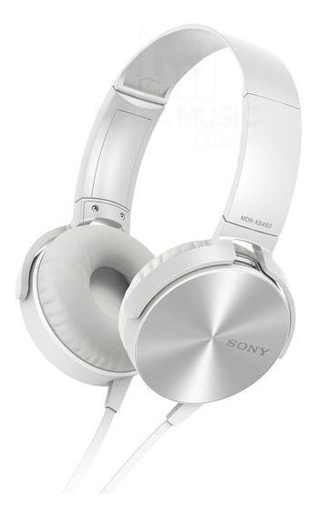 Fone De Ouvido Headfone Sony Mdr Zx310 Com Microfone