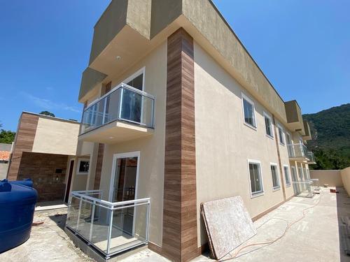 Ótimo Apartamento Em São Bento Da Lagoa Com 2 Quartos!