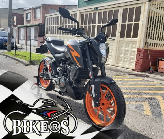 Ktm Duke 200 2019, Recibo Tu Moto O Carro Bikers!!