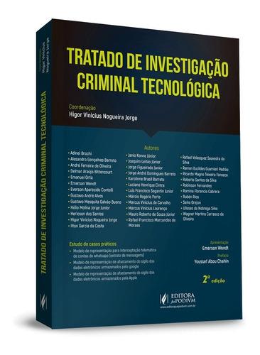 Imagem 1 de 2 de Tratado De Investigação Criminal Tecnológica 2ª Edição 2021