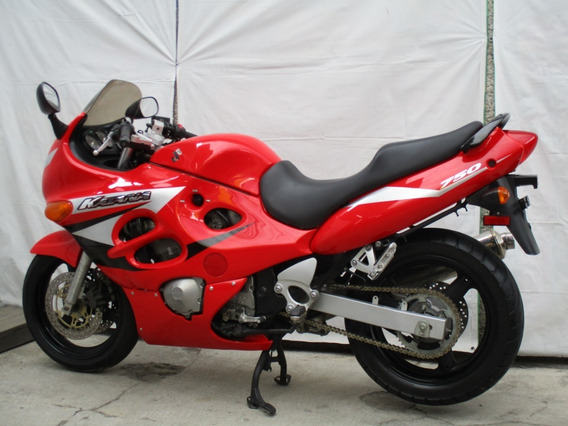 Moto Suzuki Gsx 750 Katana 2002
