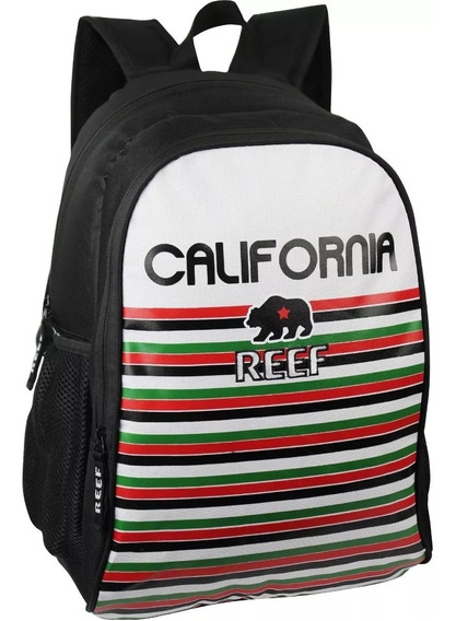 Mochila Reef California Escolar Deportiva Original
