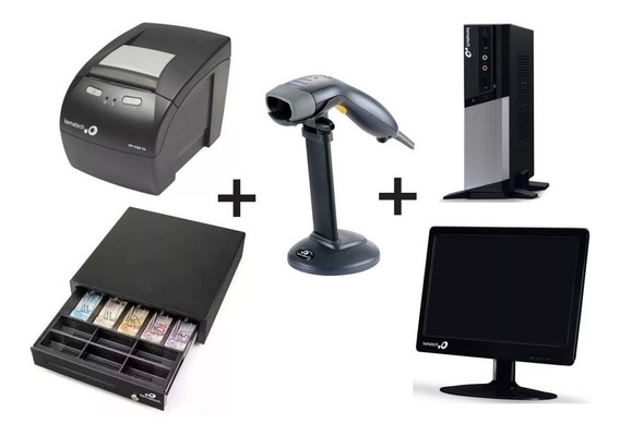 Kit Automação Comercial Bematech Completo