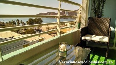 Apartamento Por Dias Rodadero Con Vista Al Mar