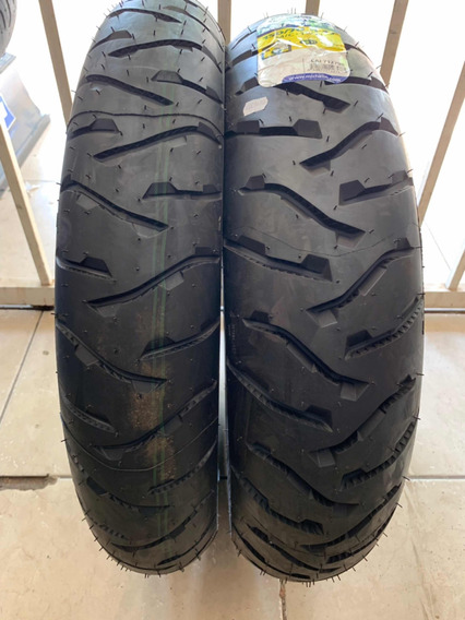 Combo Michelin Anakee 3 110/80-19 + 150/70-17 Big Trail