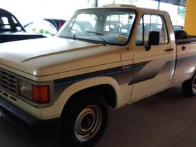 Chevrolet D20 Custom 1991 Diesel Único Dono Jer Pickups