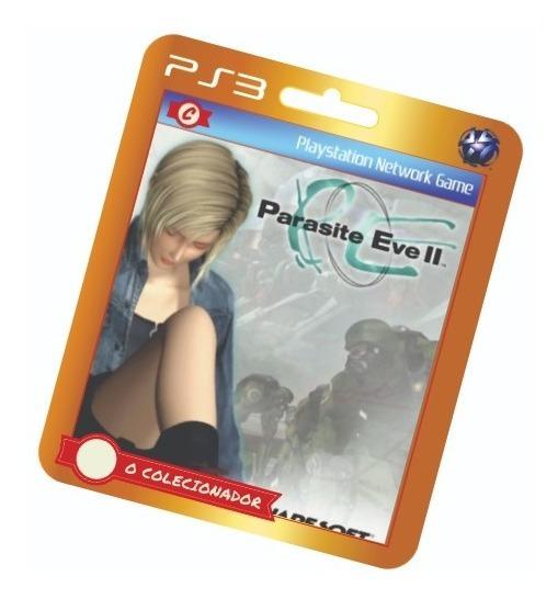 Parasite Eve 2 ! (ps3)