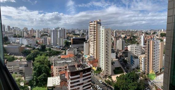 Loft Com 2 Dormitórios À Venda, 94 M² Por R$ 749.000,00 - Graça - Salvador/ba - Lf0007