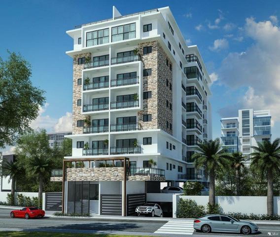 Proyecto De Apartamentos En Urbanización Renacimiento