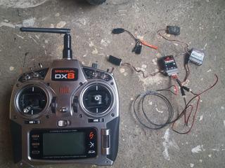 Radio Spektrum Dx8