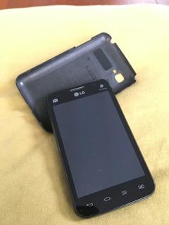Celular Lg Optimus Tri E470 Com Defeito Aproveitar Peças
