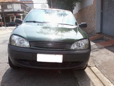 Ford Fiesta 1.0 Gl 5p