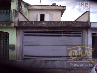 Sobrado Residencial À Venda, Vila Nova Urupês, Suzano. - Cód. So0092 - So0092