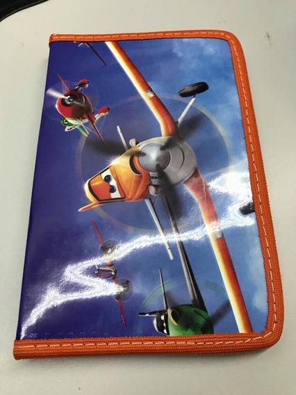 Capa Tablet Infantil Aviões 7.3