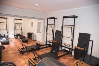 Pilates - Equipamiento Completo Reformer Unidad De Muro +