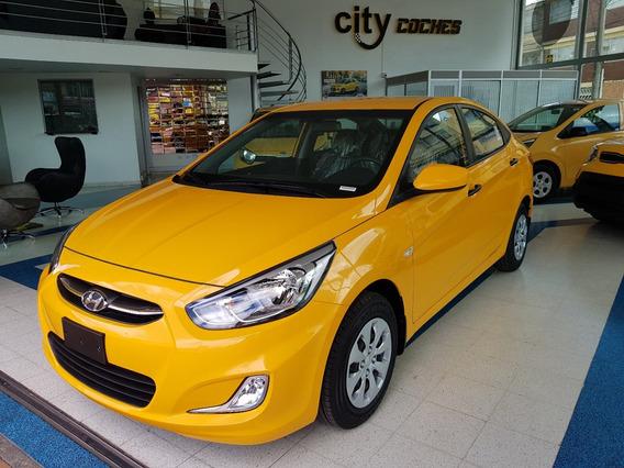 Taxi Hyundai I25 2020