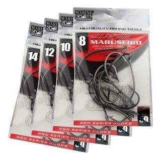 200 Anzol Marine Sports Super Maruseigo Black Nr 8,10,12,14