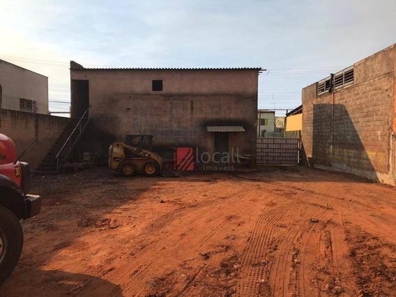 Terreno À Venda, 526 M² Por R$ 325.000 - Centenário Da Emancipação - São José Do Rio Preto/sp - Te0800