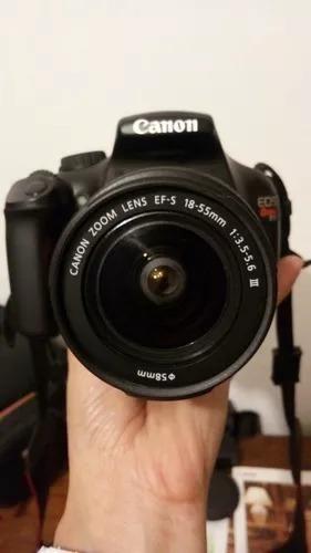 Canon T3i / Kit Completo / Pegar Trabalhar