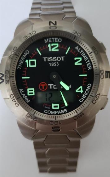 Tissot T-touch Titanium T33.7.788.51 100% Original