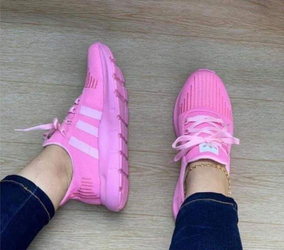 Tenis Zapatos Deportivos De Dama Y Caballero 30 Colores