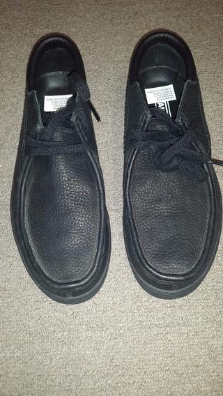 Zapatos Vans Cuero