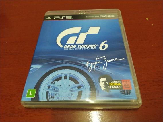 Gran Turismo 6 Playstation 3 Mídia Física