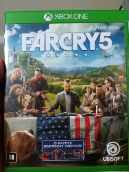 Farcry 5 Para Xbox One Mídia Física