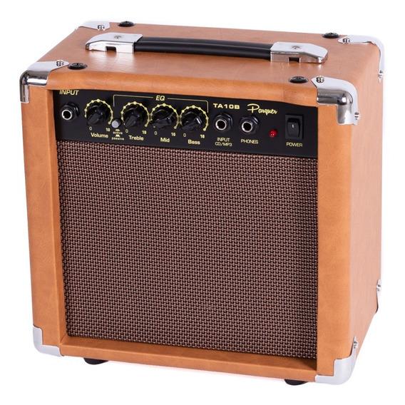 Amplificador De Guitarra Parquer Vintage 10w Ta10b