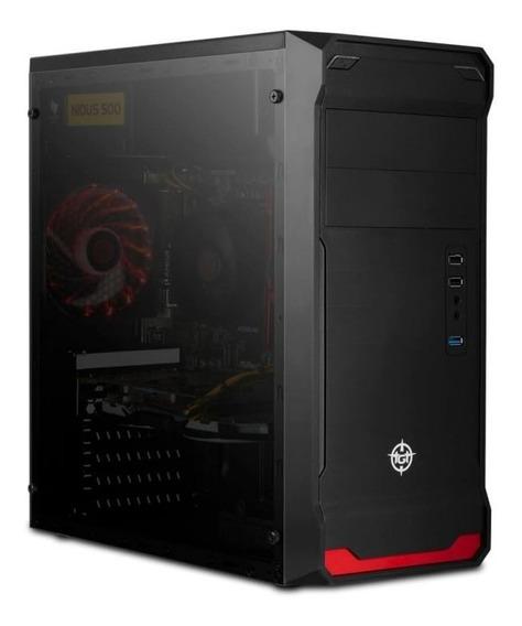 Pc Gamer Ryzen 3 Geração Rx 570 + Monitor Dell