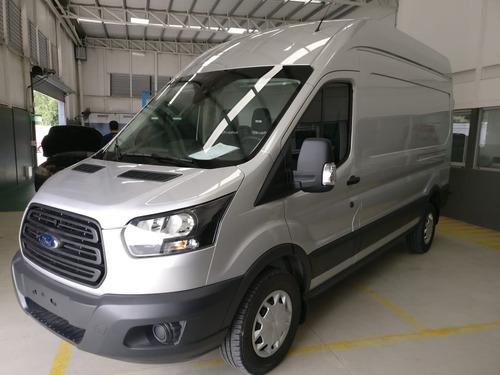 Ford Transit Van Furgon Largo Techo Alto 2.2 Anticipo