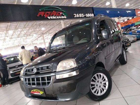 Fiat Doblo 1.8 Flex Elx 8v Completa 2006