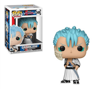 Funko Pop Anime Bleach - Grimmjow 6/c S/int Xion