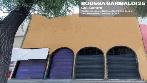 Bodega En Renta, Garibaldi, Centro