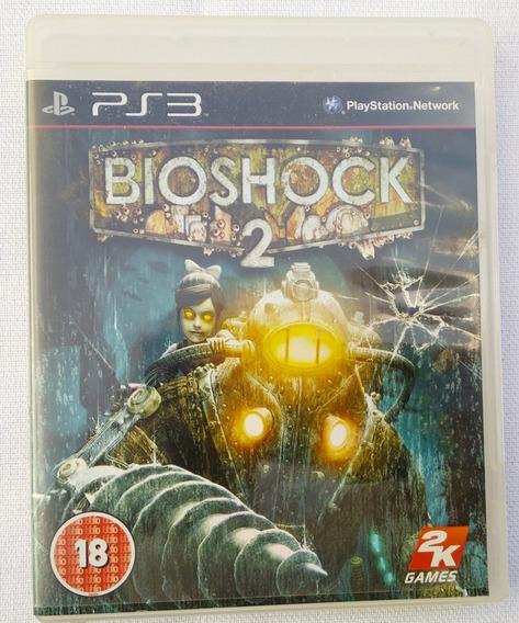 Jogo Ps3 Bioshock 2 Perfeito Veja