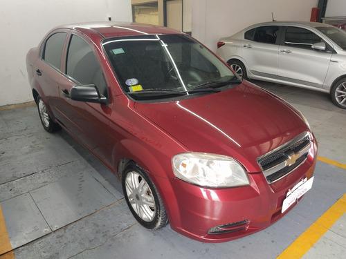 Chevrolet Aveo 1.6 Lt 2011 G.n.c Jrv
