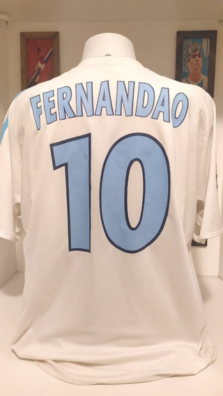 Camisa Futebol Olympique Fernandao 2003