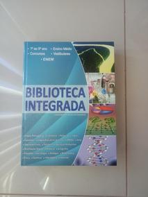 Kit Livro Biblioteca Integrada + 4 Dvds De Estudos