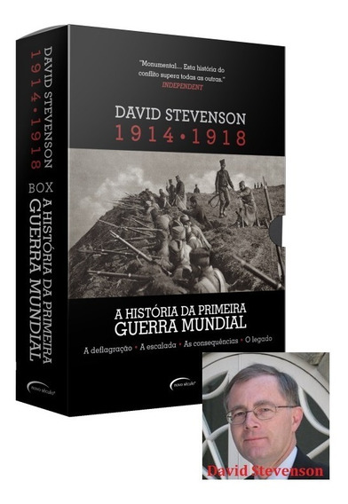 Box - Box - A História Da Primeira Guerra Mundial - Lacrado