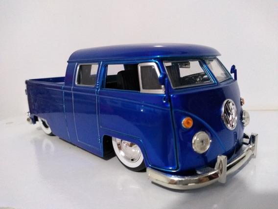 Volkswagen Combi Caçamba 1/24 Jada Toys