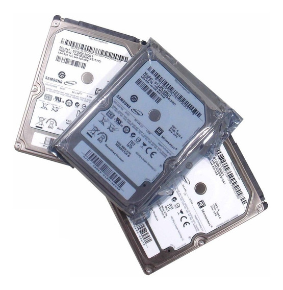 Hd 80 Gb Sata Pra Notebook - Toshiba Samsung Seagate